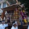瑞饋(ずいき)神輿