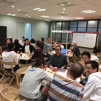 カジュアルに異文化コミュニケーション!Global Donutsを開催しました #メルカリな日々 2017/11/29