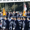 平成29年 警視庁年頭部隊出動訓練 2017