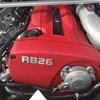 BNR32 RB26 ブーストアップ と フルチューンエンジン比較 パワーグラフ 馬力 チューニング内容検証 など BCNR33 BNR34