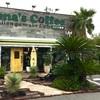 コナズ珈琲はハワイ気分でのんびり出来るカフェ