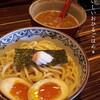 ●大和田「蛍」の赤と白のつけ麺