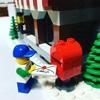 サンタさん、レゴください!