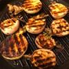 #612 しんすけsキッチン グリルパンで肉を焼く