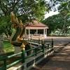 しっかり整備された公園 - ノンサパンレン公園(Nong Sa Phang Lenh Park) - (ビエンチャン・ラオス)