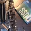 マザボにM.2のSSDを取り付けて行きます!めちゃくちゃ固かった大苦戦。はじめての自作PC#8