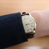 祖父の形見の時計