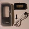 え!? 1円? 処分品のリチウムバッテリやUSBケーブルもセットの充電式LEDライトが投げ売り価格。