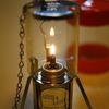 今は無きノーザンライト社 ウルトラライト灯油ランタン