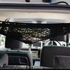 【車中泊 ハスラー】ラゲッジネットを天井に。DIYカスタム!