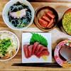 桜海老と新生姜の炊き込みご飯