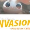 PSVR「INVASION!」感想!CGアニメの世界に飛び込んだような体験!でも目線が近いのも考え物?!