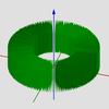 GeoGebraで回転体(に見えるモノ)を作る方法