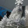 【西新宿】クリスマス・イルミネーションⅡ(ルミネモザイク通り)