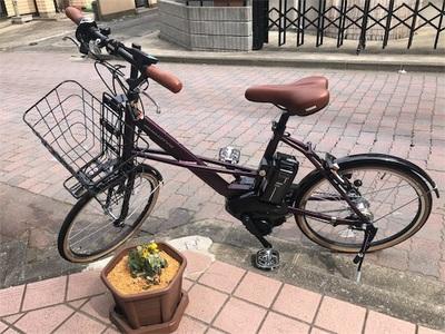 新車購入!〜新しい20インチの電動自転車(ヤマハ PAS CITY-X)〜