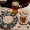 お昼は、中国料理店に来ました。