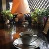 香り高いコーヒー!カフェドパルファン