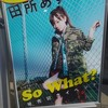 田所あずさ3rdアルバム「so What?」発売記念イベント@アニメイト日本橋O.N.SQUARE HALL(11/5)