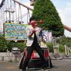 大道芸人  KAKASHIさんのパフォーマンスショーを見た~!!