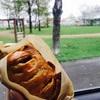 【岩見沢市】お菓子のほんだ。キッズスペースに公園あり。焼き立てアップルパイの名店。