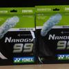 模倣品 / 偽造 / 偽物 ガット YONEX NANOGY99 ナノジー99 メルカリでの詐欺