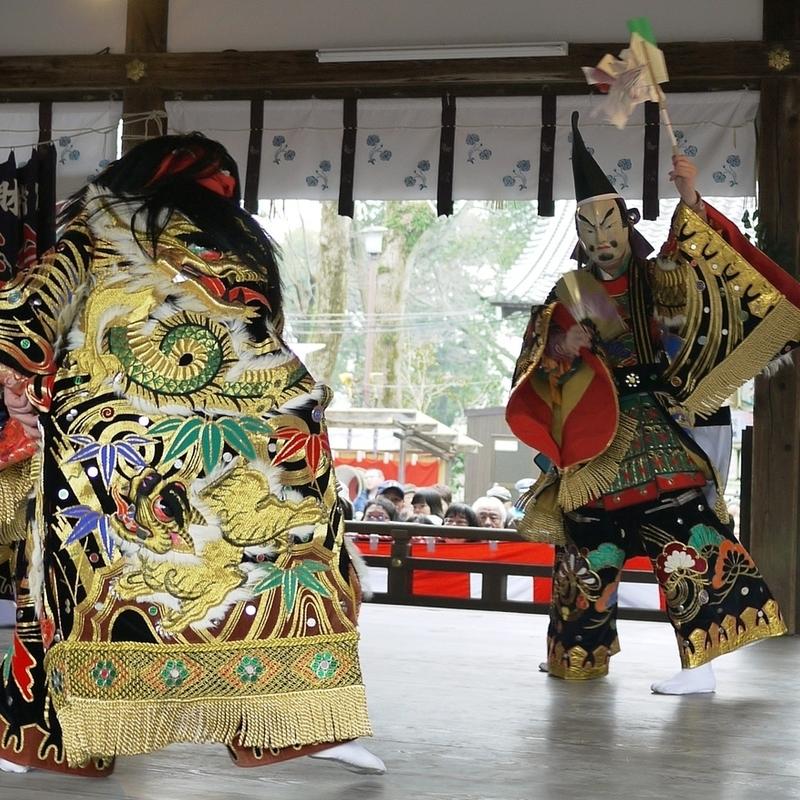 京都はんなり歳時記〜松尾大社の節分祭〜