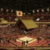 だらだらとした大相撲と両国国技館