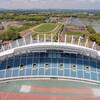 【ドローン空撮】ケーズデンキスタジアム水戸を空撮してみた