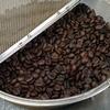 コーヒー生豆の焙煎