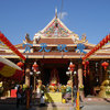 バンコクの中国風のお寺いろいろ