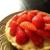 【雑穀料理】ヒエ粉とアワ粉を使ったいちごタルトの作り方【レシピ】