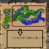 【minecraft】マップを更に塗ってみた