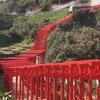平成最後のツーリング 西日本2850Km ㉗ 白狐のお告げ 『元乃隅神社』 童謡詩人の巨星⦅金子みすゞ⦆