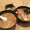 北海道らーめん 味八@新宿の味噌つけ麺