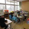 1年生:国語 手作り教科書で音読