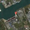 苫小牧 西港 中央埠頭南