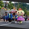 1:第50回善通寺まつり、総踊り大会写真@ゆうゆうロード(7月24日)