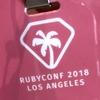 初の海外カンファレンス参加&初のRubyConfをできるだけ詳しくレポートします #RubyConf2018