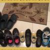 2歳児の靴の並べ方が面白い お出かけ前のイヤイヤ対策に利用