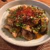 意外と栄養価の高いナスと豚肉の味噌炒めで夏バテ防止