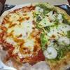 石窯PIZZAカパリリのピザはうまし!そして4コマ「ヘビ」