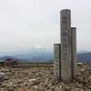 単独登山/塔ノ岳(2017.4.20) ソーセージラーメン