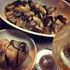 奥さんごめん!牡蠣のアヒージョと蒸し牡蠣のブランデー風味【牡蠣が食べられない仕事】