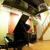 亀吉音楽堂、スタジオの路地の舗装工事やっています!