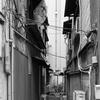岩本町の路地裏