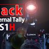 【魔改造・ハック】S1H 外付けタリ―ランプの実装