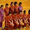 ゼビオFリーグ第6節 前座マッチ〜丸岡RUCKレディース vs スポパラDFUT WINGS