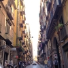 その2 南イタリア、ナポリのタクシー事情 ~ これがイタリアの男性なのか!?~