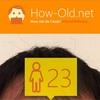 今日の顔年齢測定 327日目
