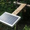 廃材&廃品を使って作る独立型太陽光発電
